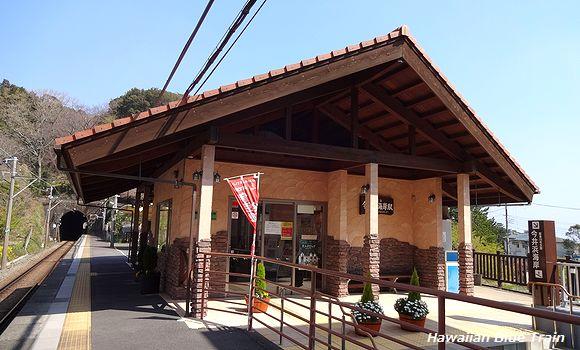 伊豆急行 今井浜海岸駅