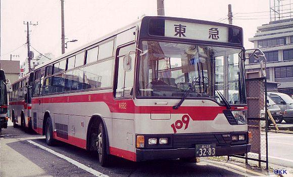 上電バス 歴代の車両】 路線車 F...
